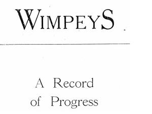 wimpeys ad